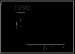 EZ-Liner PVC L-Trim