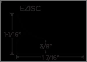 EZ-Liner PVC Inside Corner
