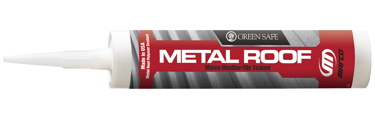 weather tite metal roofing sealant