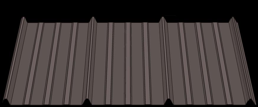 Hybrid 35 Metal Roofing & Siding Panel