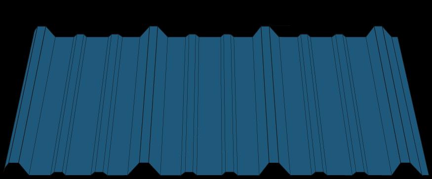 PBR1236 Metal Roofing Panel