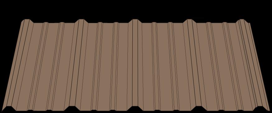 PR936 Metal Roofing Panel